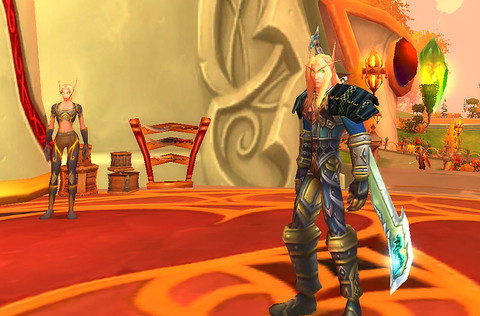 World of Warcraft Classic - World of Warcraft Classic doit-il évoluer vers  The Burning Crusade ?