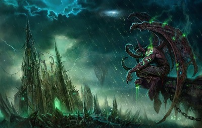 Artwork Illidan