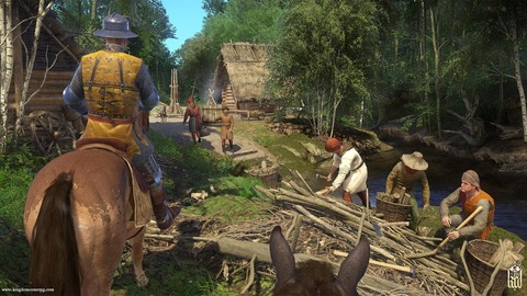 Kingdom Come: Deliverance - Kingdom Come: Deliverance distribué gratuitement sur l'Epic Games Store