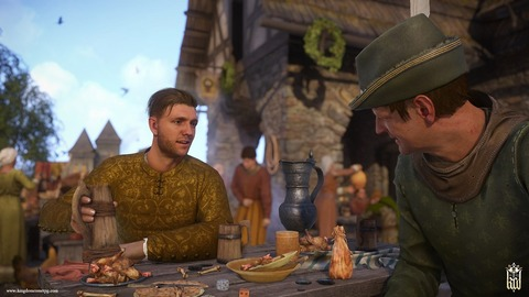 Kingdom Come: Deliverance - Kingdom Come: Deliverance esquisse sa prochaine mise à jour, Amorous Adventures