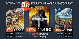 Remise : jusqu'à -17% sur le prix de vente de Kingdom Come: Deliverance