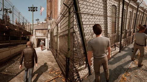 A Way Out - Test d'A Way Out - Pas le choix, faut y aller