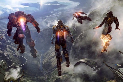 Anthem - Anthem entre officiellement en « alpha »