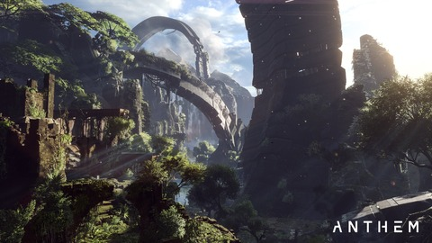 Anthem - Gamescom 2018 - On a touché à la preview d'Anthem