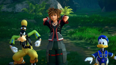 Kingdom Hearts III - Test de Kingdom Hearts 3 sur Xbox One