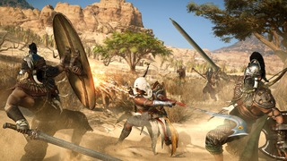 Bons plans : Assassin's Creed: Origins à -50%, Call of Duty: WWII - Digital Deluxe à -30%
