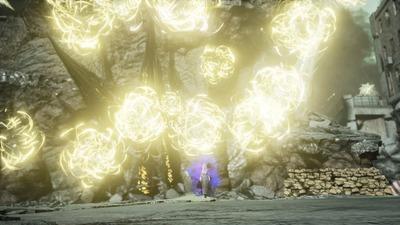 Une scène faisant terriblement penser à Fate Stay Night