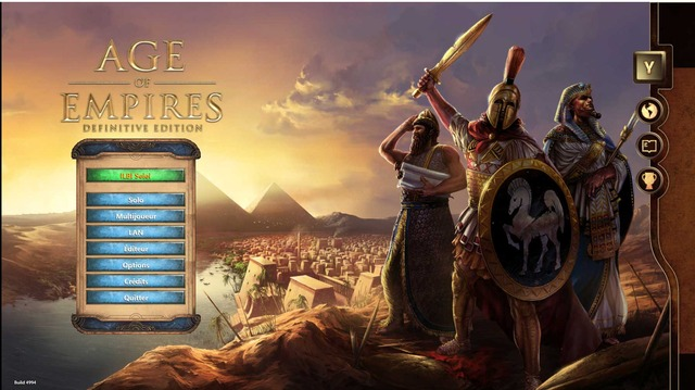 Images d'Age of Empires : Definitive Edition