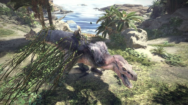 Images de Monster Hunter World