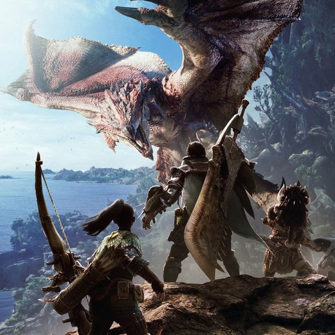Monster Hunter World - Sur PC, les escouades de Monster Hunter: World reposent sur les groupes Steam