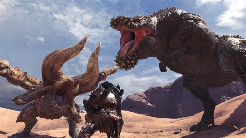 Monster Hunter World - Monster Hunter World passe en version 2.0 et introduit Deviljho