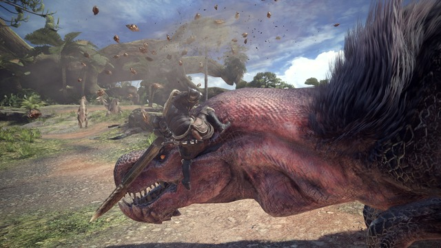 Images de Monster Hunter World