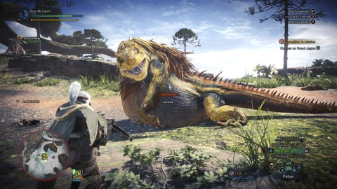 Monster Hunter World - Monster Hunter World jouable gratuitement du 12 au 18 décembre