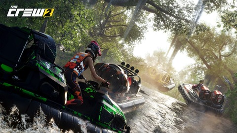 The Crew 2 - Un week-end pour tester The Crew 2 gratuitement