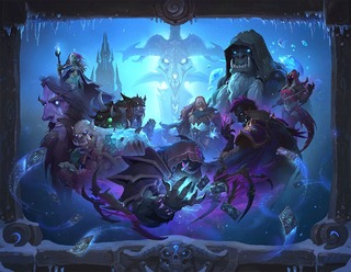 Blizzard annonce HearthStone: Knights of the Frozen Throne