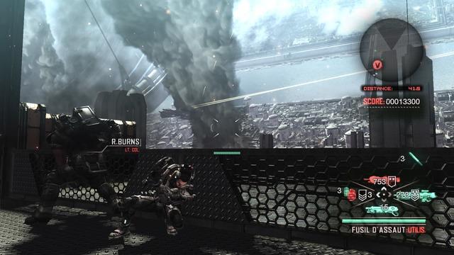 La colonie et sa construction en cylindre très inspirée de Gundam.