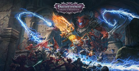 Pathfinder: Wrath of the Righteous - Owlcat Games annonce Pathfinder: Wrath of the Righteous