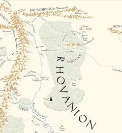 Carte de la Forêt Noire