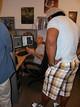 Christopher Judge visite SGW