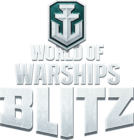 Logo de World of Warships Blitz