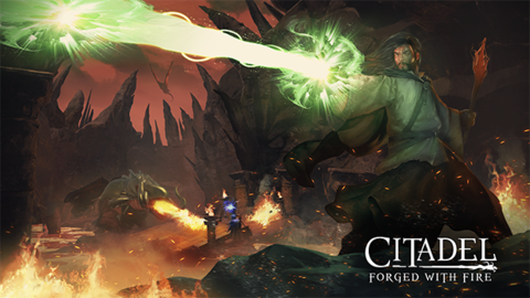 Citadel: Forged with Fire - Forsaken Crypts, une première mise à jour majeure pour Citadel: Forged With Fire