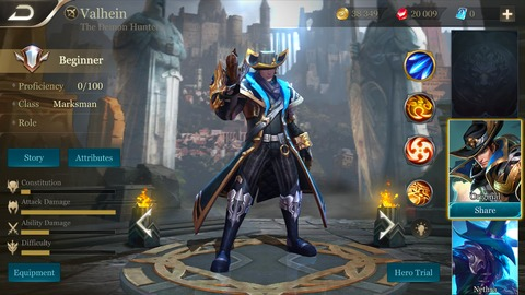 Arena of Valor - Arena of Valor aura aussi son mode Battle Royale