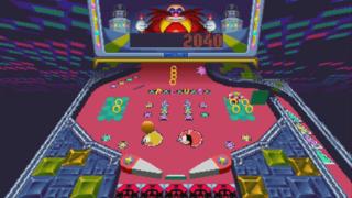Le niveau bonus vous rappellera les bonnes heures du Flipper de Windows 98
