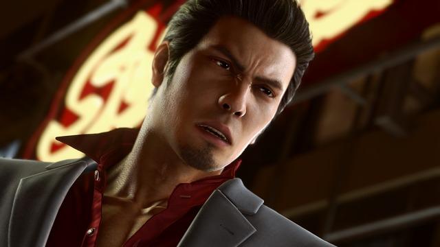 Capture d'écran officielle de Yakuza Kiwami 2
