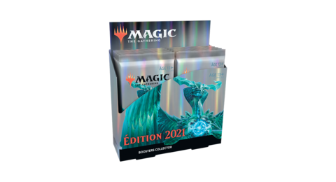 Magic The Gathering Arena - Magic : The Gathering sort sa nouvelle édition annuelle : l'édition de base 2021