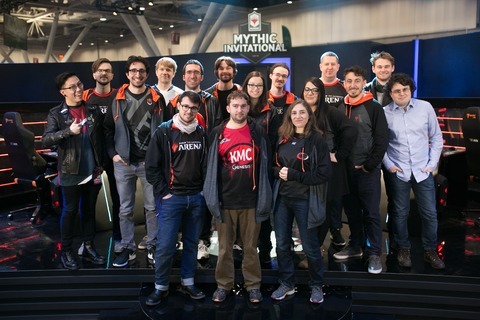 Magic The Gathering Arena - MTG Arena - Mythic Invitational : Résultats