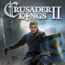 Logo de Crusader Kings II