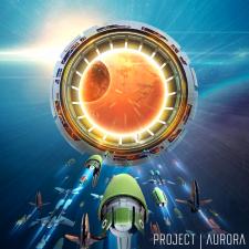 Logo de Project Aurora