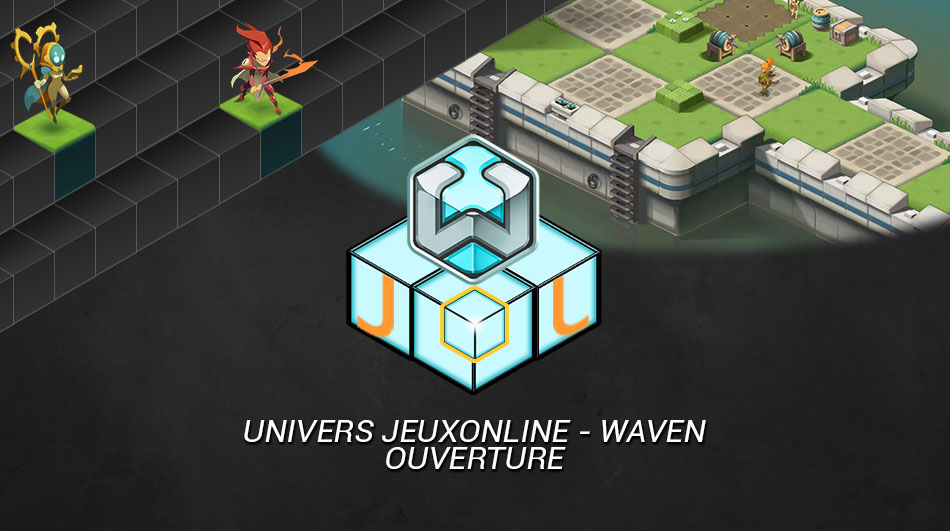 Ouverture de la section JOL-WAVEN