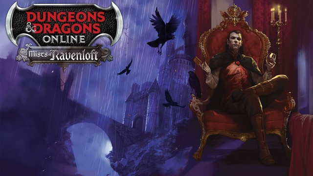 Image conceptuelle de l'extension Mists of Ravenloft
