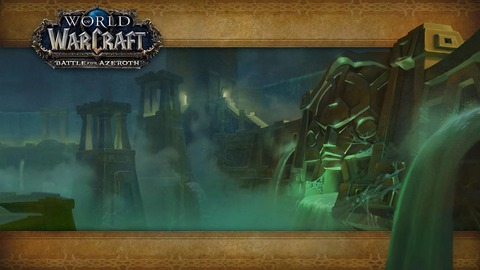 World of Warcraft: Battle for Azeroth - Battle for Azeroth déploie son premier raid et son premier front de guerre