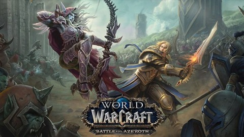 World of Warcraft: Battle for Azeroth - Battle for Azeroth intégré à la version de base de World of Warcraft