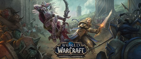 World of Warcraft: Battle for Azeroth - L'extension Battle for Azeroth lancée cet été, et en préachat pour débloquer les races alliées