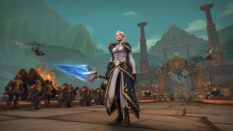 World of Warcraft: Battle for Azeroth - World of Warcraft déclare la bataille de Dazar'alor, les guildes se préparent pour le World First