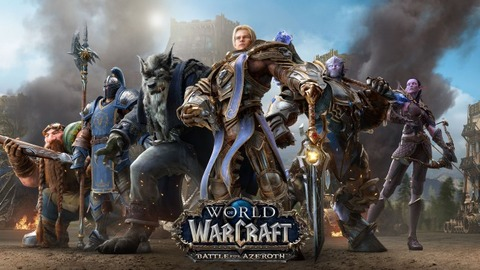 World of Warcraft: Battle for Azeroth - Battle for Azeroth précise ses configurations minimum et recommandée
