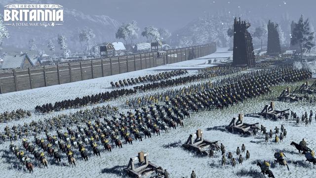 Image d'A Total War Saga : Thrones of Britannia