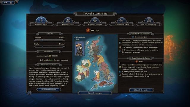 Images d'A Total War Saga : Thrones of Britannia
