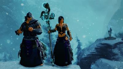 Guild Wars 2 - Une Ombre dans la glace