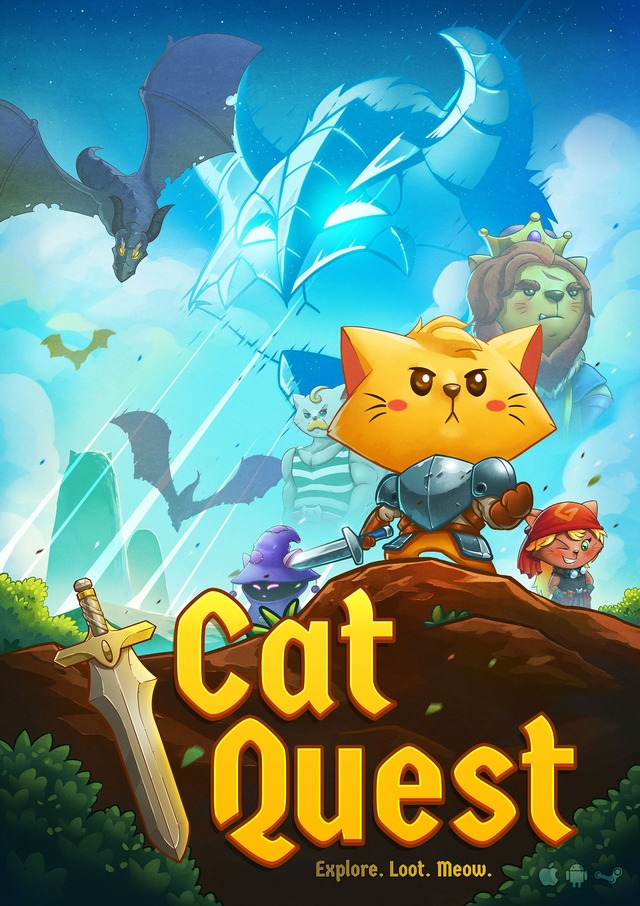 SteamReleaseDate catquest key art web