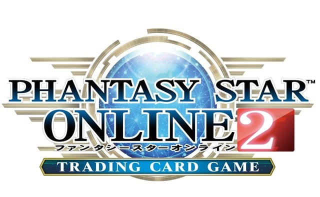 Logo de Phantasy Star Online 2: Trading Card Game