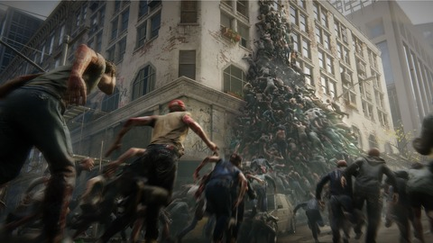 World War Z - World War Z est officiellement lancé