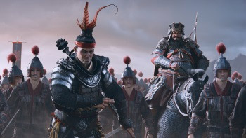 Total War: Three Kingdoms - Creative Assembly annonce Total War: Three Kingdoms