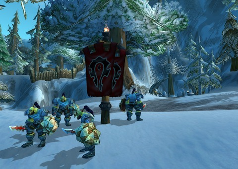 World of Warcraft Classic - La Vallée d'Alterac de WOW Classic en test ce weekend
