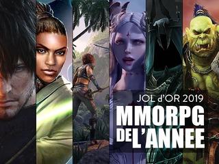 JOL d'Or 2019 : le MMORPG de l'année