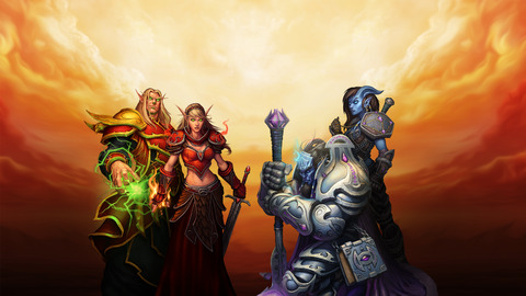 World of Warcraft Classic - La bêta de The Burning Crusade Classic est disponible