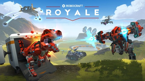 Robocraft Royale - Robocraft Royale se lance finalement en free-to-play
